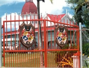 Royal Palace in Tonga